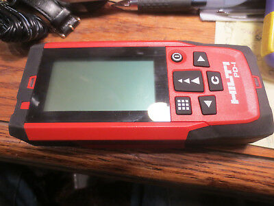 Hilti PD-I (PD 1) laser range meter. Made in Germany great condition