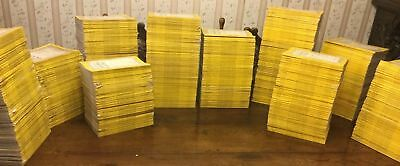 6 National Geographic Magazines in pristine condition January 1972 to June 1972