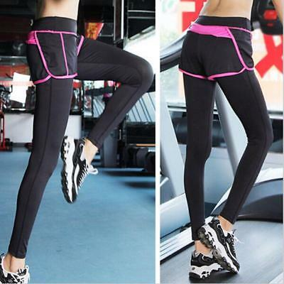 Women Sports Tracksuit Training Fitness Gym Outdoor Fitness Running Sports Suits