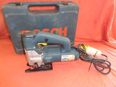 Bosch GST2000 Professional Jigsaw 110v SDS With Variable Speed +Case