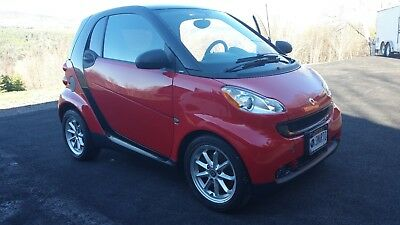 2009 Smart Smart fortwo  2009 Smart coupe