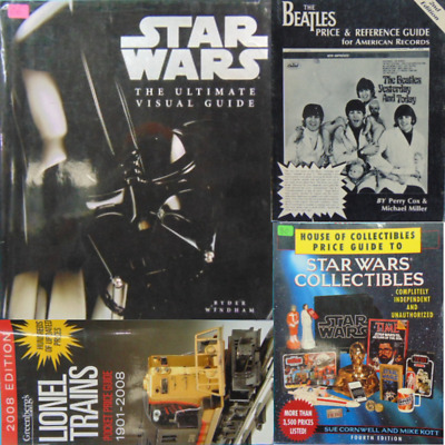 Lot of 4 Beatles Lionel Train Star Wars Prices Guide - Star Wars Visual Guide