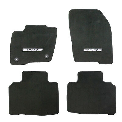 2011 2014 Ford Edge Carpet Floor Mats Front And Rear Oem