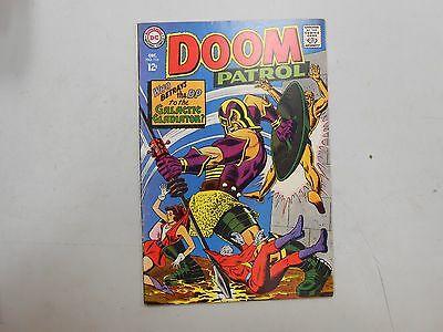 Doom Patrol #116! (1967, DC)! VF6.0+! Silver age DC beauty! CHECK IT OUT!