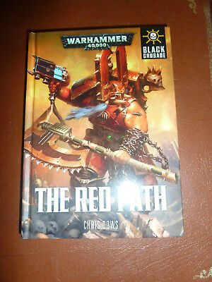 Warhammer 40000 Horus Heresy THE RED PATH Kharn the Betrayer World Eaters Englis