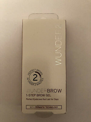 WunderBrow 1-Step Brow Gel GENUINE