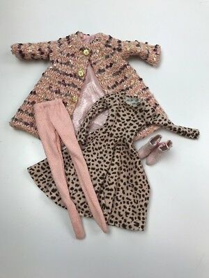 """WILDE/TONNER - TDH - 16"""" Lizette Cozy Coat/Dressy Dress  Outfit  items (Bagged)"""