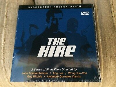 "BMW Films DVD:""The Hire"", 2001 First Edition, Clive Owen"