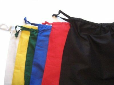 Cotton Drawstring Bags In Colours PE Bag/Shoe Bag/Gym/Accesories
