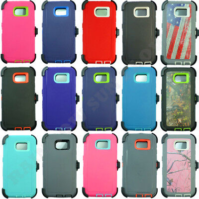 new arrivals 806e7 b623b FOR SAMSUNG GALAXY S6/S6 Edge Plus Case Cover(Belt Clip fits ...