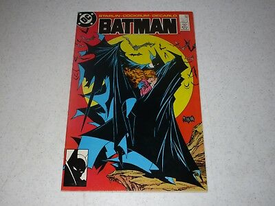 Batman #423 1988 DC Early McFarlane Cover First Print Fine/Very Fine Condition