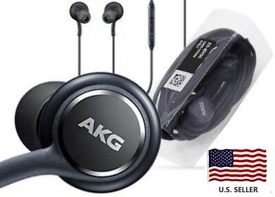 New Samsung AKG Headphones Earbuds Earphone EO-IG955 Note S8 S7 S9 Plus Galaxy