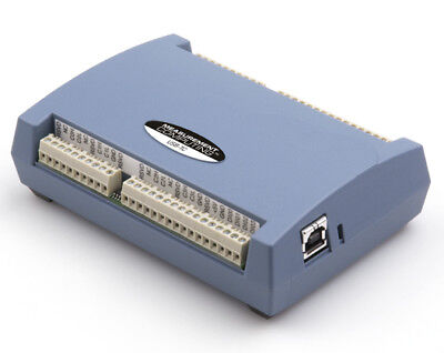 New! USB-TC USB-based 8-channel thermocouple input module. Measurement Computing
