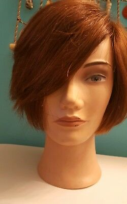Pivot Point 100% Human Hair Mannequin Head Erika Best For Color Cut Style