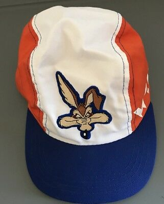 Wile E Coyote Vintage Hat Wile E Sport Cap Looney Toons Classic
