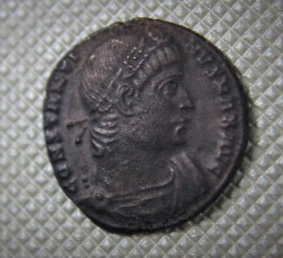 AU Constantine the Great GLORIA EXERCITVS Antioch Mint legions Soldiers rev A1s