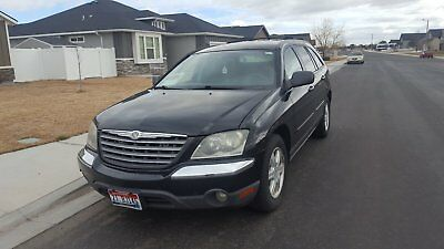 2006 Chrysler Pacifica  2006 chrysler pacifica touring 3.5l