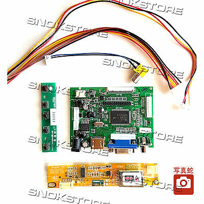 New Hdmi+Vga+2Av Lcd Lvds Controller Board Vs-Ty2662-V1 For Lots Of Panel Lcd