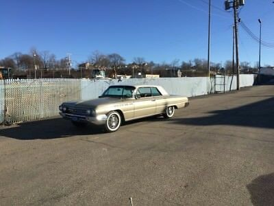 1962 Buick Electra leather tan 1962 buick electra 225