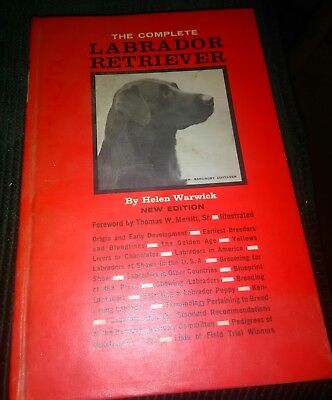 The complete Labrador Retriever (book)