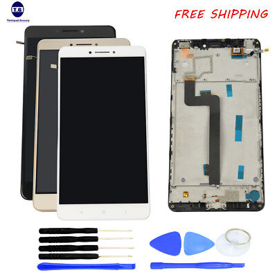 NEW  LCD Screen Display + Digitizer Touch+Frame+Tools For XIAOMI MI MAX