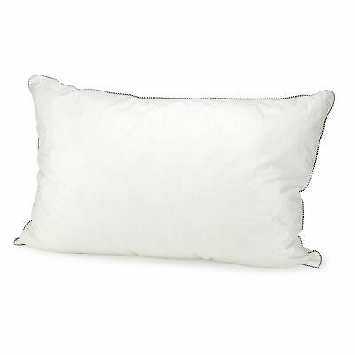 Royal Comfort Premium Microfibre Ultra Bounce Soft Bed Pillows Twin Pack - White