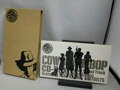 USED ​​COWBOY BEBOP 4CDs BOX Limited Edition F/S