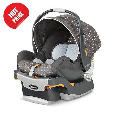 Chicco Keyfit 30 Infant Car Seat and Base with Safety Car Seat Lilla Openbox