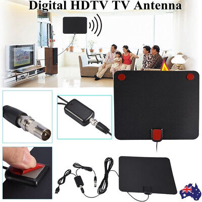 Kostenfreies tv Antenne Digital HDTV Antenna 50km empfang LT Fox HD verstarker