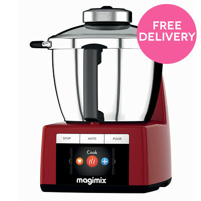 NEW Magimix Cook Expert Red