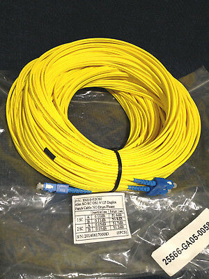 Anderson Duplex Fibre Optic Patch Cable SC-SC OS1 9/125, 60 Metre