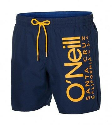 %% O´Neill 2018 (-36% /statt 40 €) Cali Bade Shorts Men, atlantic blue. AKTION