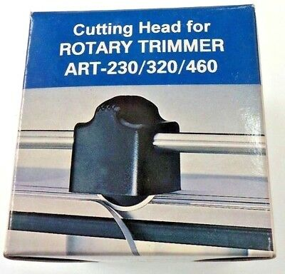 Cathedral Products Replacement Cutting Head to Fit A3, A4 & A5 Rotary Trimmer