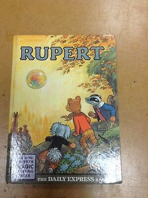 Vintage Rupert ( A Daily Express Annual) 1968