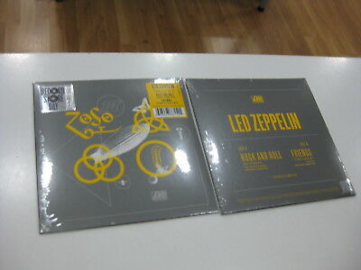 """Led Zeppelin 7"""" Rock And Roll Rsd 2018"""
