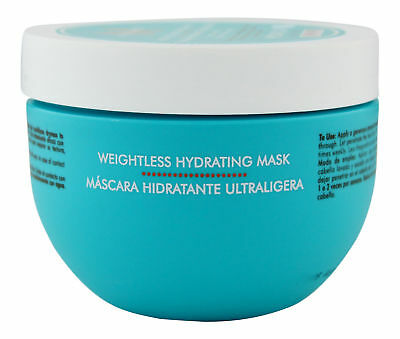 Moroccanoil Weightless Hydrating Mask 8.5 oz 250 ml. Sealed Fresh