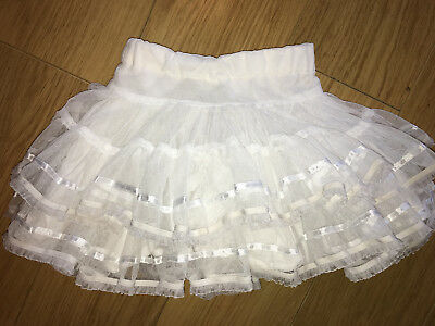 Super Cute Full Netted Tutu Skirt For Baby Girl By Name It Size 12-18 Months