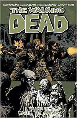 The Walking Dead Volume 26: Call To Arms, Kirkman, Robert, Excellent Book