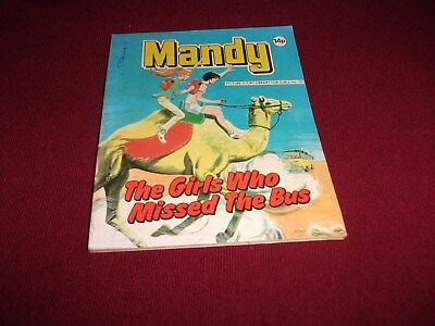 EARLY MANDY  PICTURE STORY LIBRARY BOOK  from 1980 never been read - vg cond!
