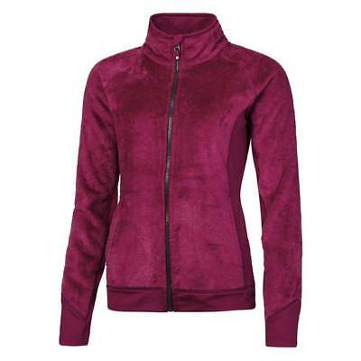 Polaire protest Winisk femme beet red
