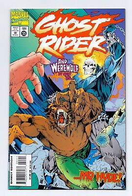 Marvel Comics: Ghost Rider #55 & #56 - Both Issues!