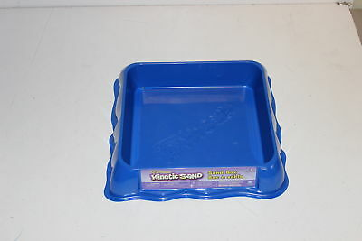 Kinetic Sand Sand Tray Blue *NEW*