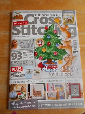 The World of Cross Stitching Issue 261
