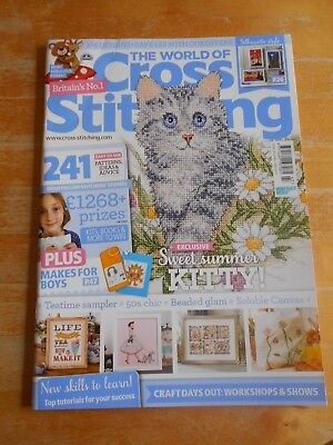 The World of Cross Stitching Issue 243