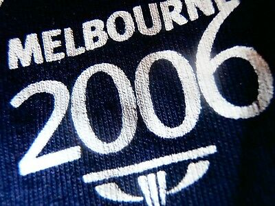 2006 Melbourne Commonwealth Games Weightlifting T-Shirt Xl Supreme Gym Quality