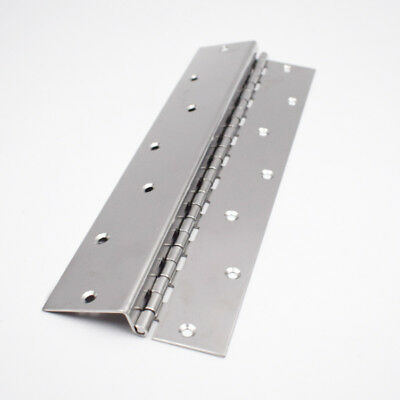 Crownline Boat Offset Piano Hinge26 x 4 1//8 x 2 1//8 Inch Stainless