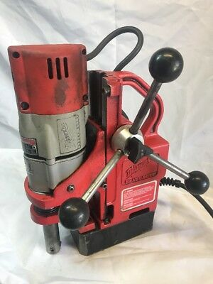 Milwaukee Electromagnetic Magnetic Drill Press 4270-20 Industrial Tool Free Ship