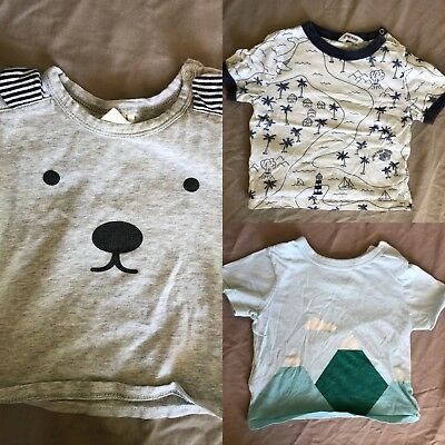 Seed Country Road T Shirt Bundle Size 00