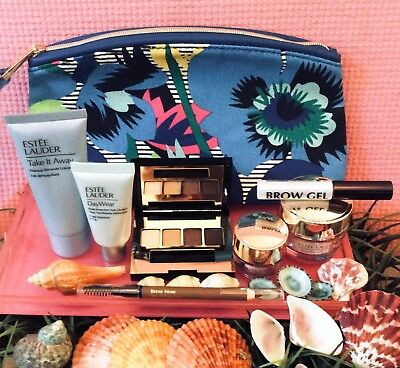ESTEE LAUDER SKIN CARE TRAVEL MINI SET with BONUS EYE SET