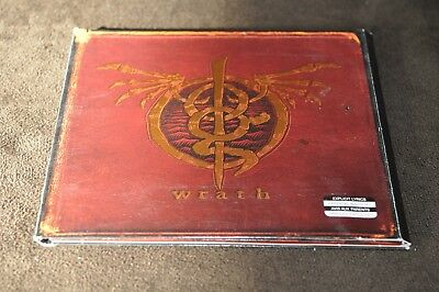 Wrath [Deluxe] [PA] [Digipak] by Lamb of God (CD, Feb-2009, 2 Discs, Epic)